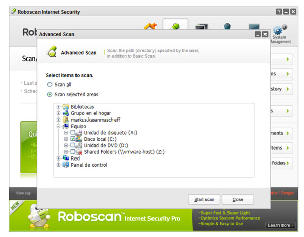 Download Full Version Roboscan Internet Security Pro Free