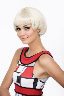 Mod Bob Hairstyle - Girls Bob Haircut Hairstyle Ideas for 2012