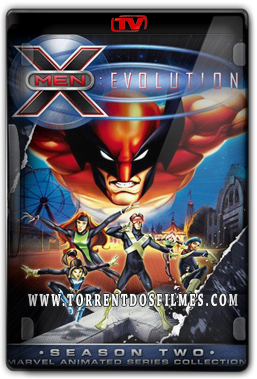 X-Men Evolution (Completo) Torrent – Dublado TVRip 720p