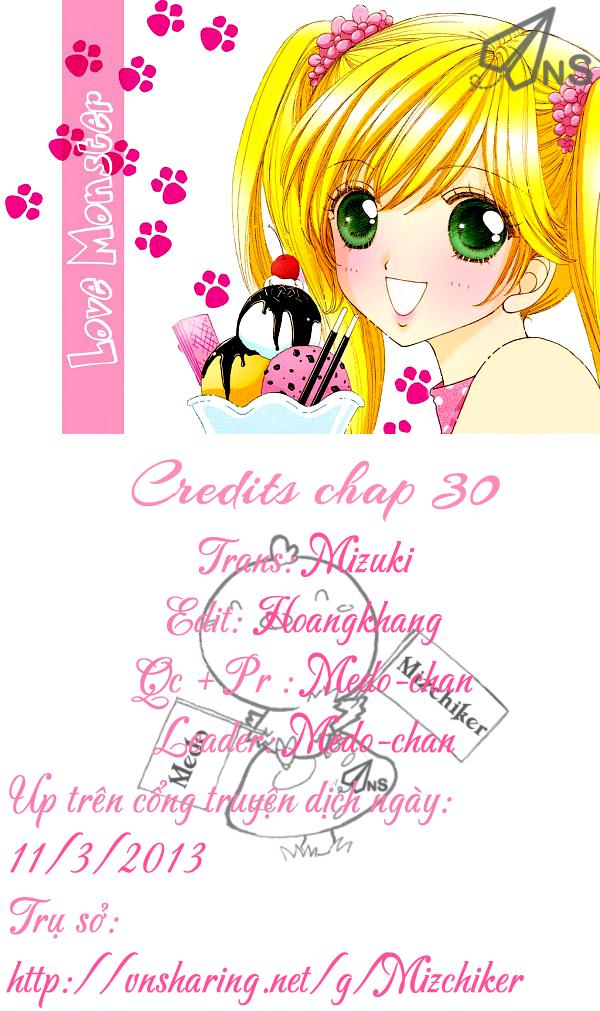 Love♥Monster chap 30 - Trang 27