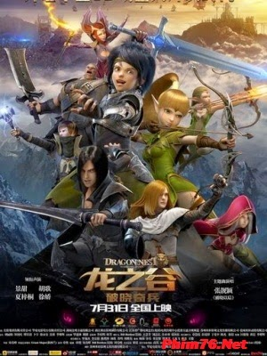 Hắc Long Đe Dọa|| Dragon Nest: Warriors' Dawn 2014