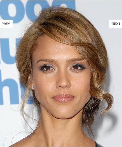 Jessica Alba Romance Hairstyles Pictures, Long Hairstyle 2013, Hairstyle 2013, New Long Hairstyle 2013, Celebrity Long Romance Hairstyles 2087