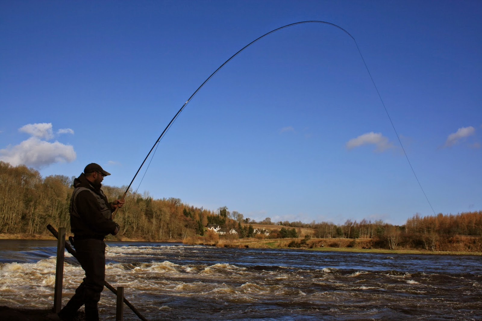 Salmon fishing scotland salmon fishing scotland river for Fishing in scotland