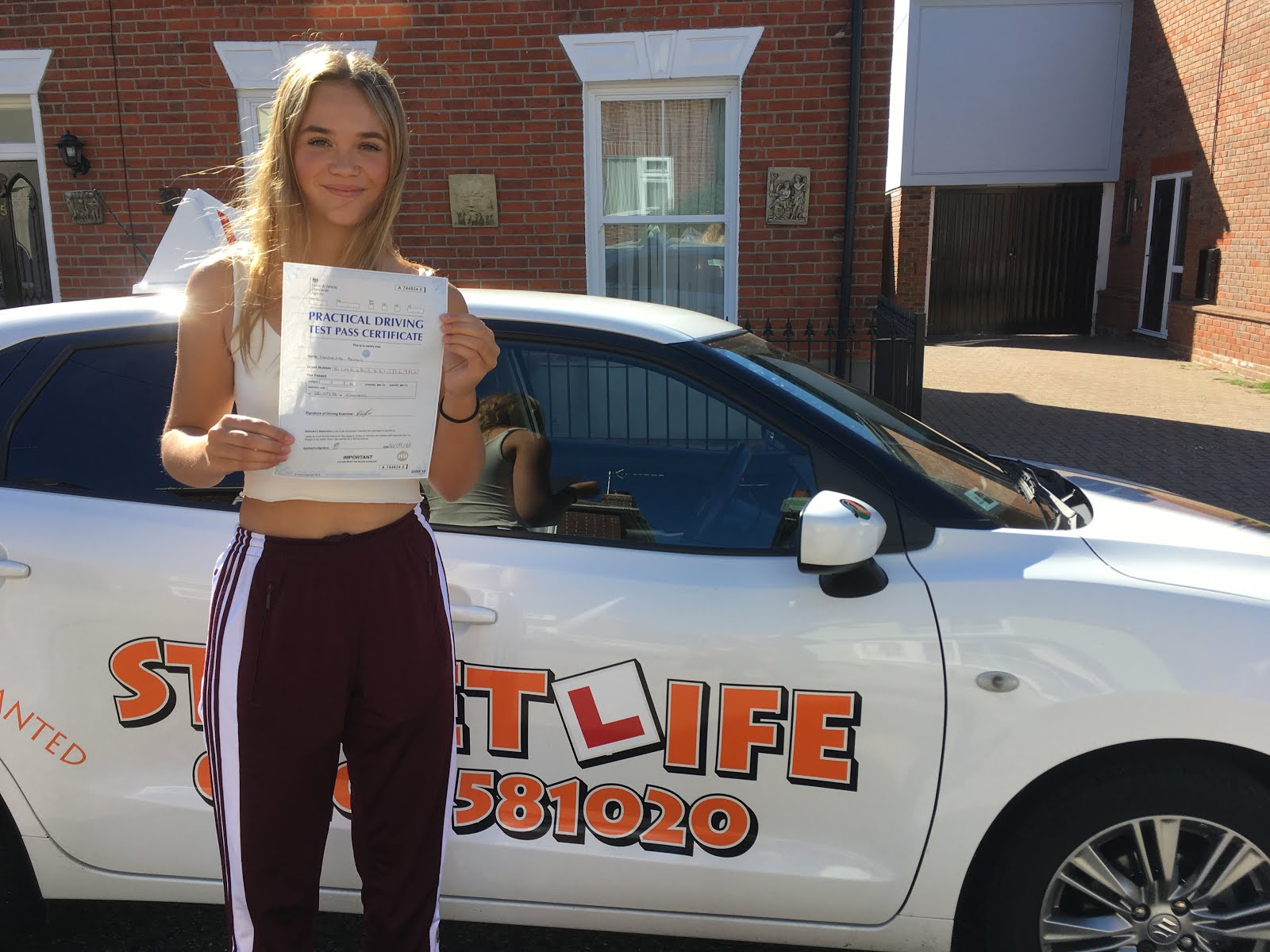 pass driving test first time 2018