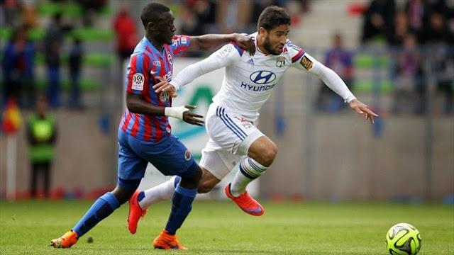 Highlights Caen 3 – 0 Lyon (Ligue 1)