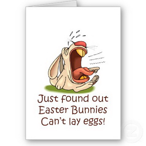 Funny Easter Eggs Jokes Bunny Pictures