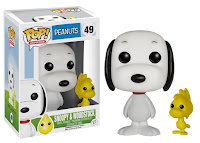 Funko Pop! Snoopy & Woodstock