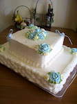 Baptism Cake