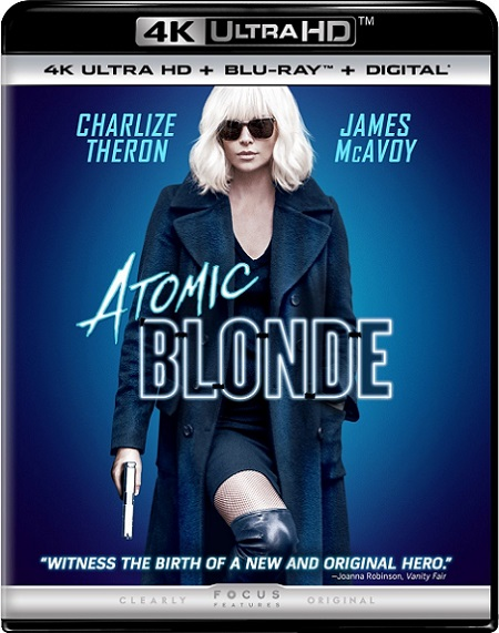 Atomic Blonde 4K (2017) 2160p 4K UltraHD HDR BDRip 17GB mnkv Dual Audio DTS-X 7.1 ch