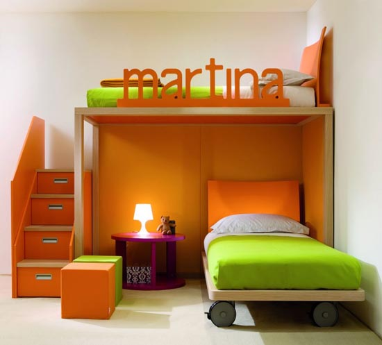 Children Bedroom Decor Room interior decoration for kids