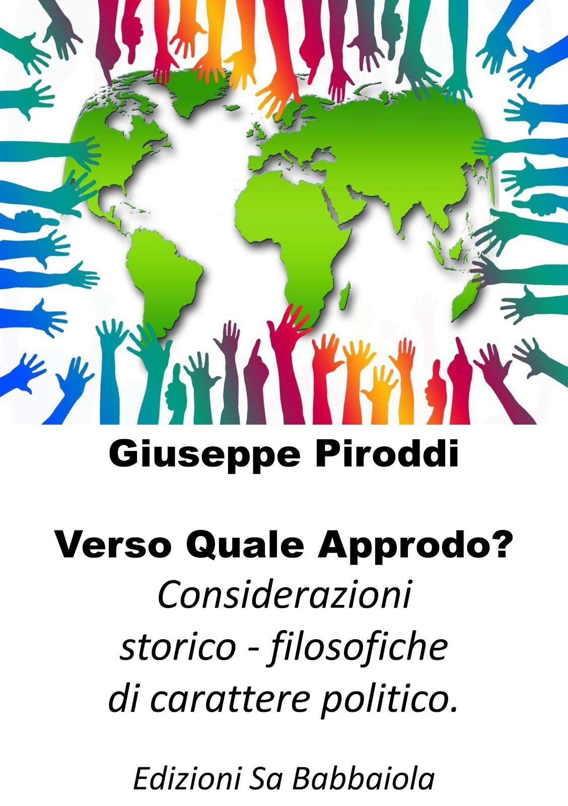 """Verso quale approdo"" di Giuseppe Piroddi"