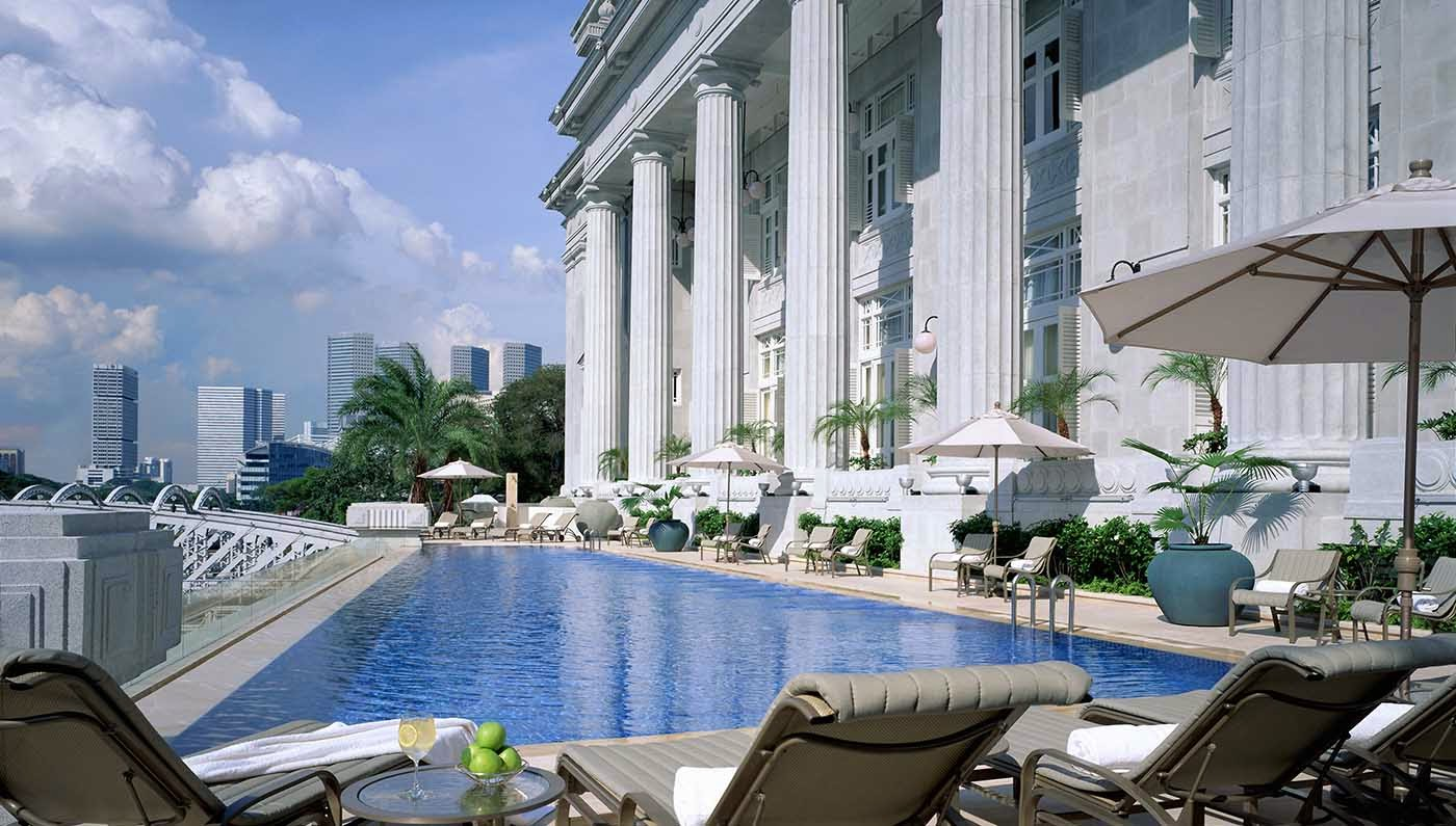 World visits luxury hotels singapore best 5 hotels for Great small luxury hotels