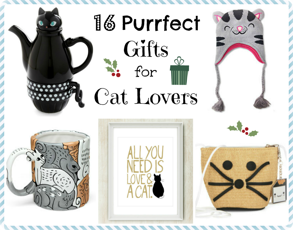 Cats Cats And Some Felines 16 Gifts For Purr Lovers