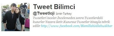 Tweet Bilimci