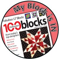 Quiltmakers 100 Blocks #17