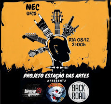 ANARQUIA ORGANIZADA, APOCALIPSE, BACK ROAD, DIA 08/12, 21H, NO NEC