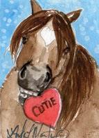 http://www.zazzle.com/valentine_pony_postcard_brown-239968355303994882
