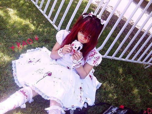Moda Lolita GuroLolita