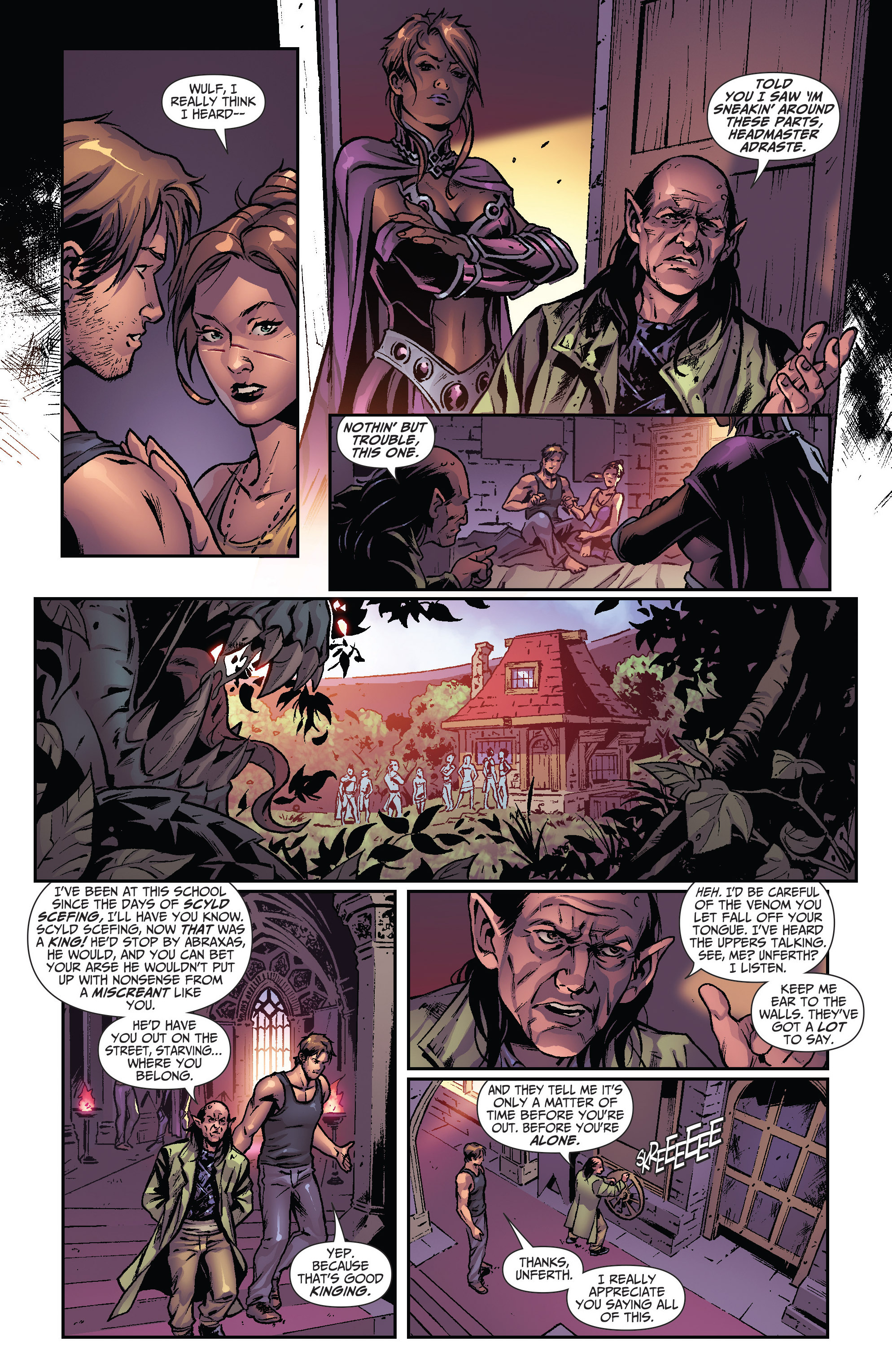 Grimm Fairy Tales (2005) Issue #109 #112 - English 9