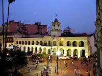 Cabildo de Salta, cerca del Hotel Colonial