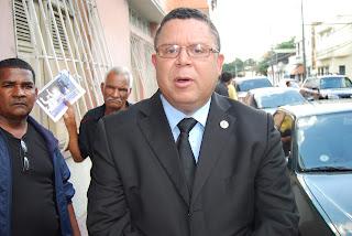 Pérez Volquez llama a profesionales del Derecho a votar por la plancha número dos del CARD hoy Sabado