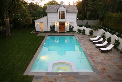 Creating Beautiful Spaces The Prettiest Pool Houses