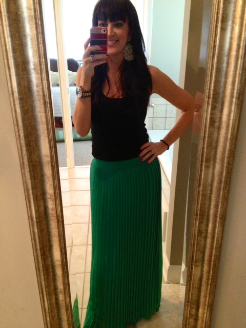 into warmer weather with a maxi skirt jennysue makeup