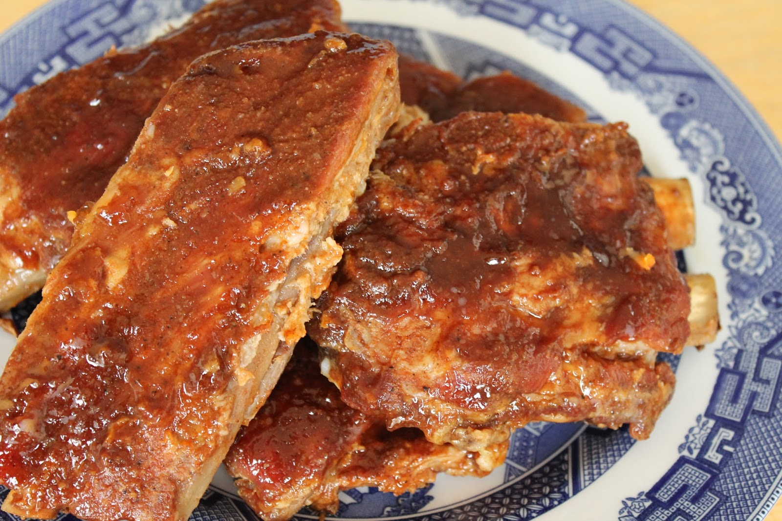 Big Bob Gibson's Barbecue Ribs Recipe — Dishmaps