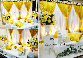 Mini Pelamin Tunang / Nikah