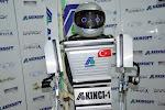 أول روبوت تركى وطنى الصنع
