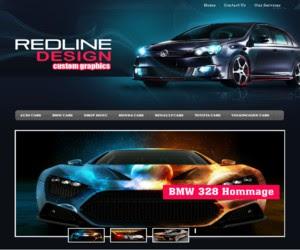 Redline Design WordPress Theme