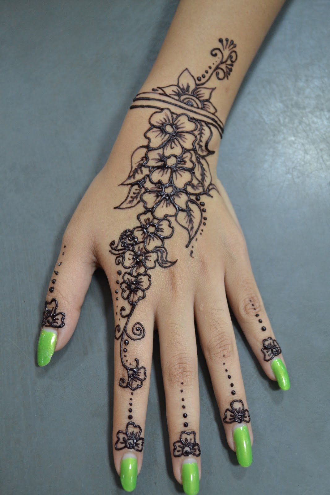 Touch Of Beauty Henna For Teenagers