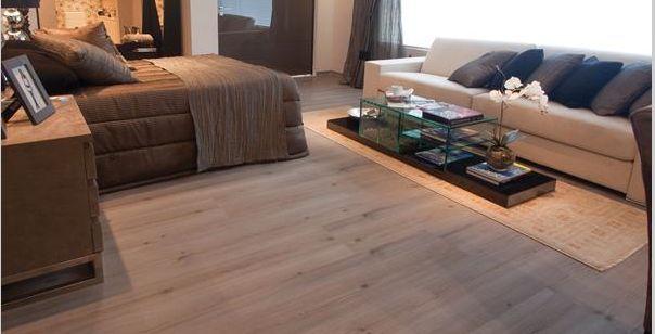 Arquitetura feminina ap porcelanato ou laminado - Amueblar piso pequeno barato ...