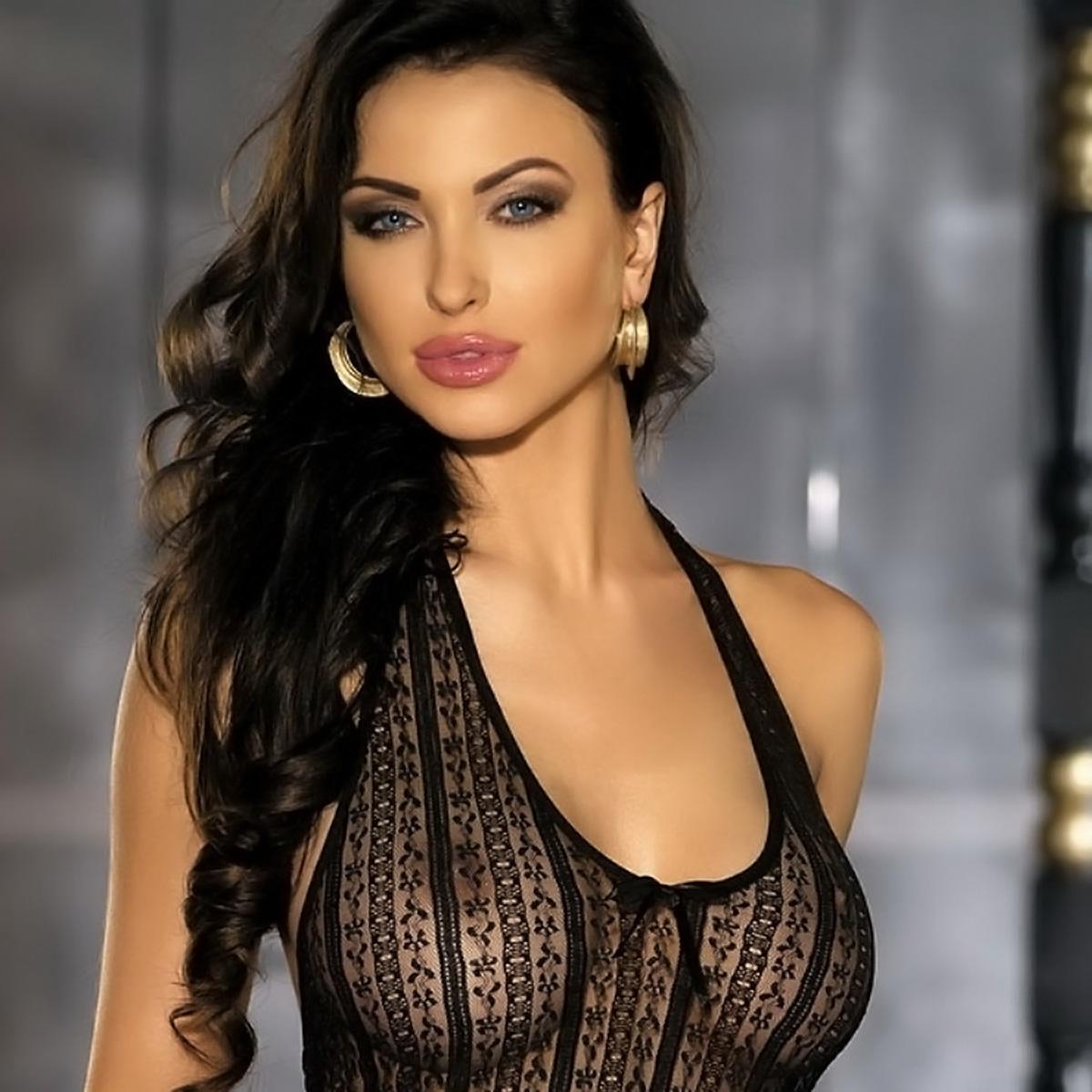 Monika Pietrasinska in Beauty's Love see through lingerie photo shoot 37x HQ