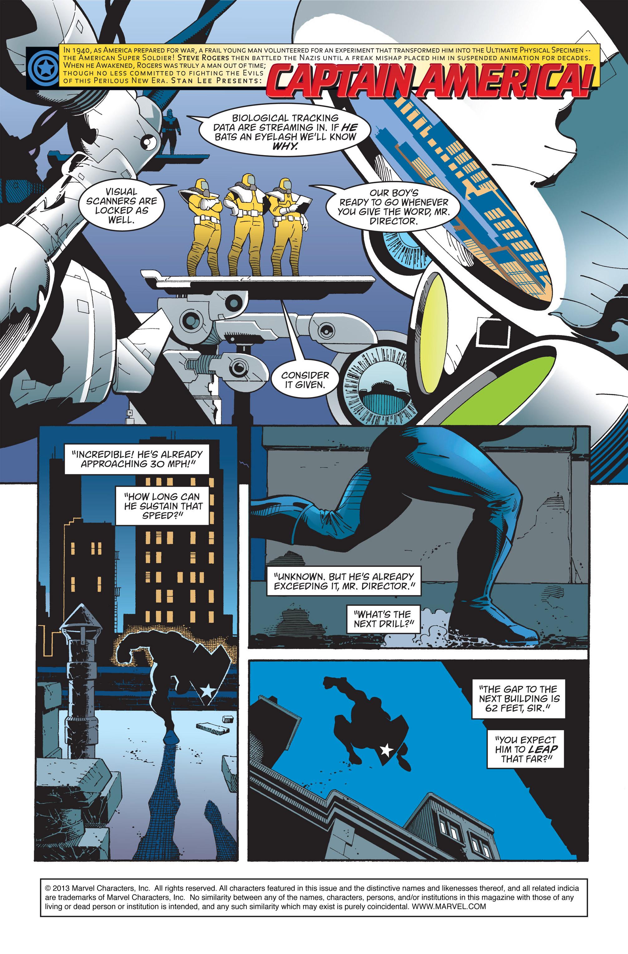 Captain America (1998) Issue #33 #39 - English 2