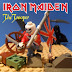 Capas do Iron Maiden em verso LEGO!