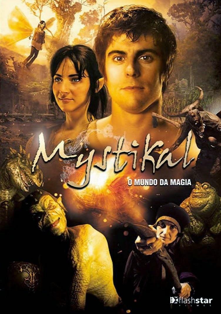 Mystikal: O Mundo da Magia – Dublado (2010)