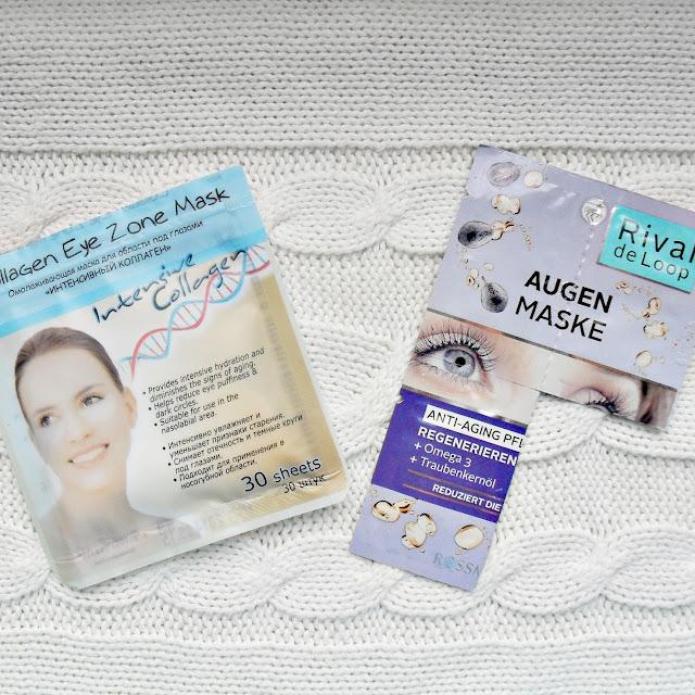 Na ratunek skórze pod oczami | SKINLITE Collagen Eye Zone Mask | RIVAL DE LOOP Maseczka pod oczy i na powieki