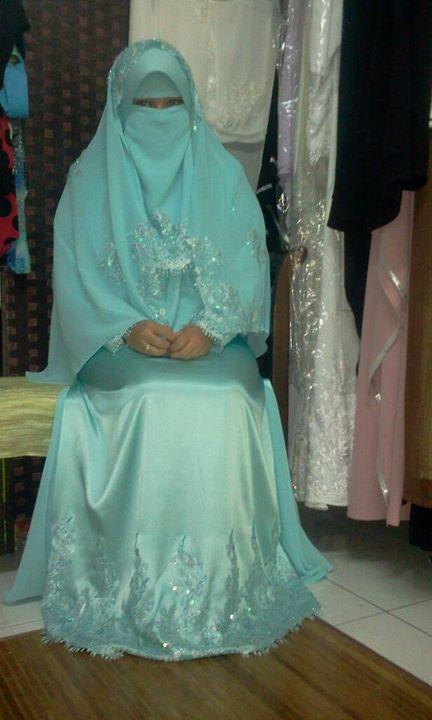 The Niqab Marriage Bride