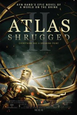 Atlas Shrugged II: The Strike 2012 poster