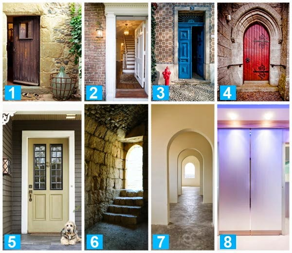 Know Your Future By Selecting A Door