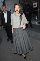 Selena Gomez Arrives at NRJ Radio Station