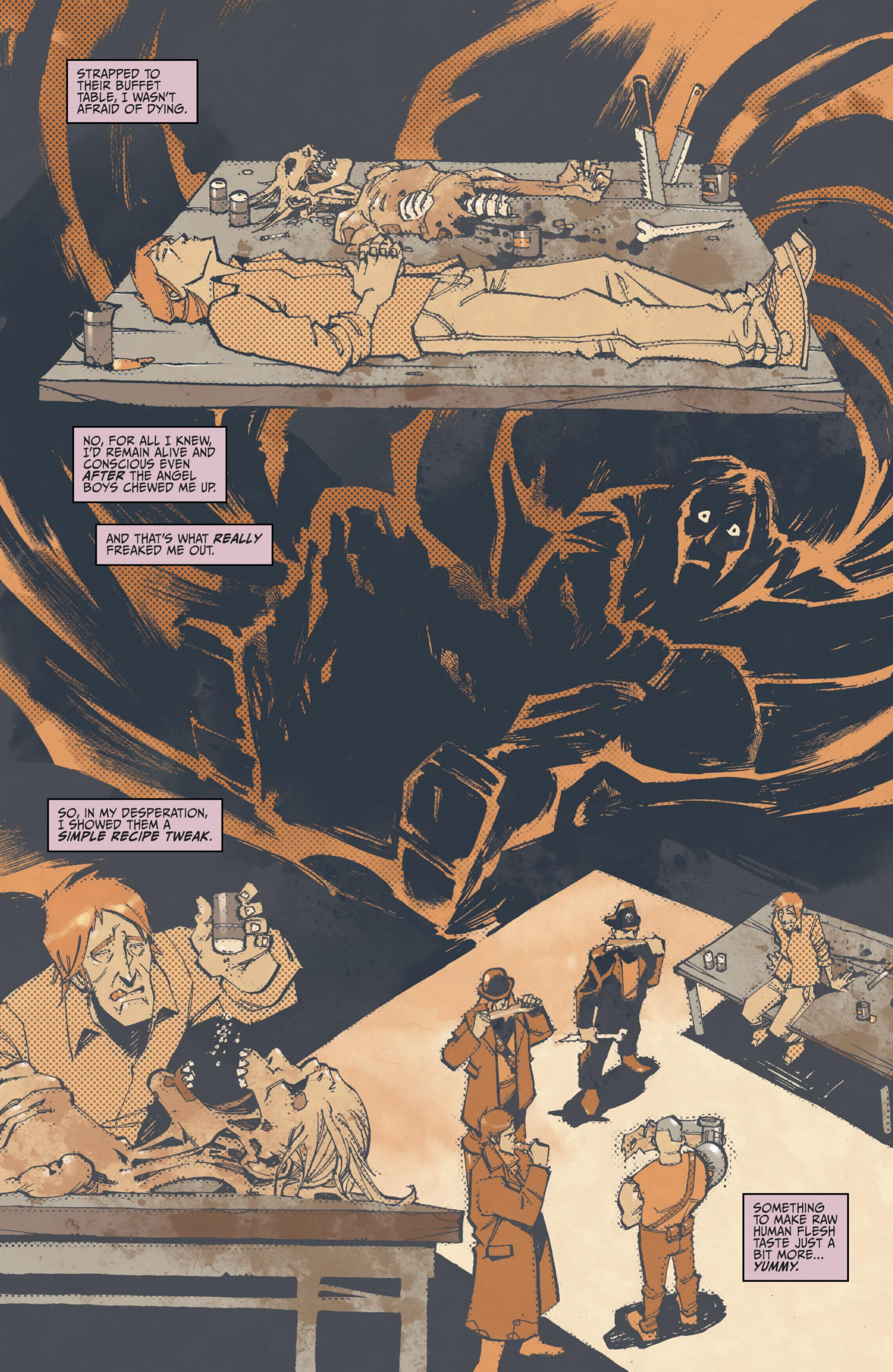 Read online Judge Dredd (2012) comic -  Issue # _TPB 3 - 59