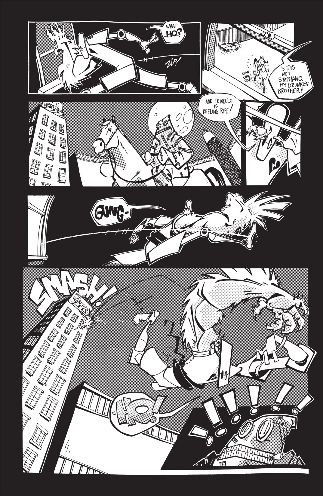 Read online Scud: The Disposable Assassin: The Whole Shebang comic -  Issue # TPB (Part 1) - 205
