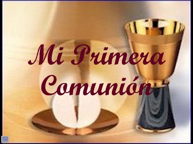 1 comunion: