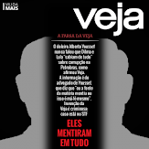 Revista Veja mentiu sobre declaração de doleiro preso na operação lava jato.