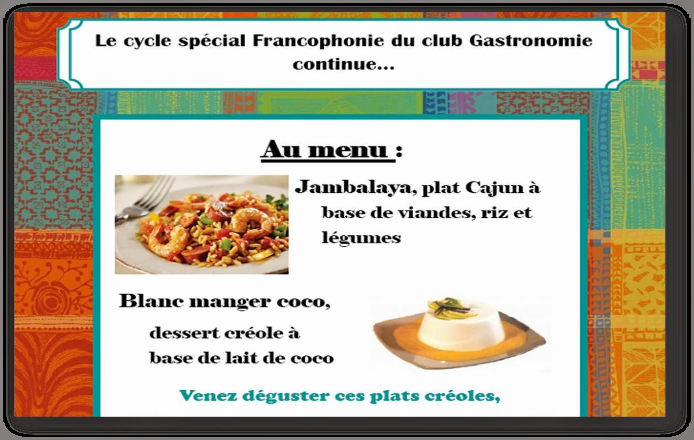 Bien s r cuisine fran aise - Quiz cuisine francaise ...