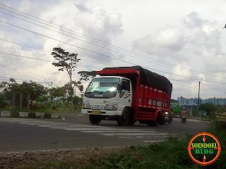 Pertigaan Kecamatan Sidorejo Magetan