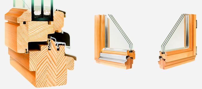 Деревянные стеклопакеты своими руками фото