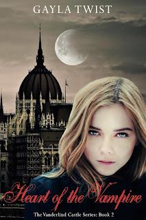 vampire book Gayla Twist